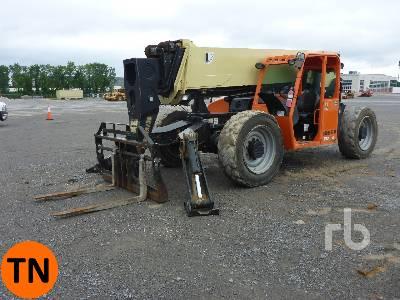 2015 JLG G1255A 12000 Lb 4x4x4 Telescopic Forklift