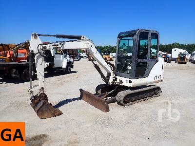 2001 BOBCAT 331 Mini Excavator (1 - 4.9 Tons)