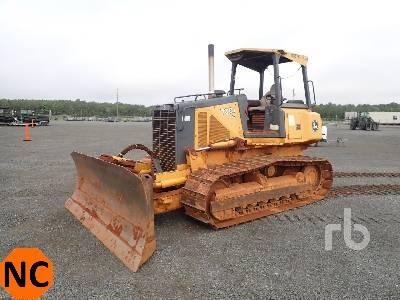 2005 JOHN DEERE 700J XLT Crawler Tractor