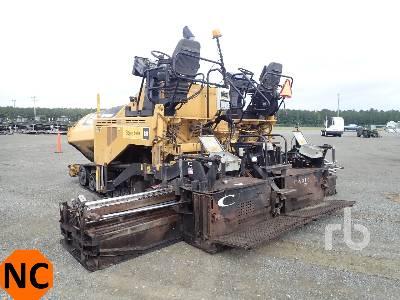 2012 CATERPILLAR AP1055E Crawler Asphalt Paver