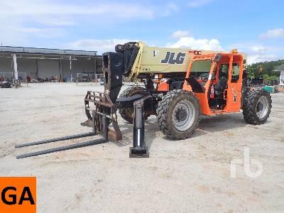 2014 JLG G1255A 12000 Lb 4x4x4 Telescopic Forklift