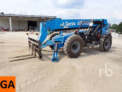 2014 GENIE GTH-1056 Telescopic Forklift