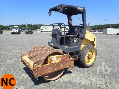 2007 BOMAG BW124PDH3 Vibratory Padfoot Compactor