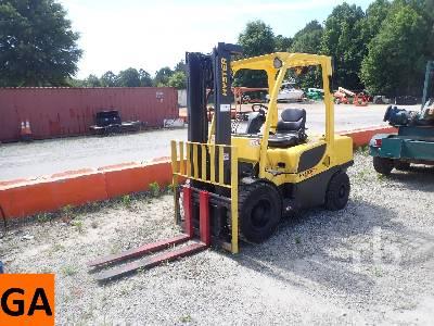HYSTER H70FT 7000 Lb Forklift