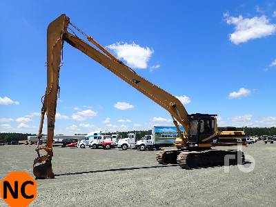 1997 CATERPILLAR 330BL Long Reach Hydraulic Excavator