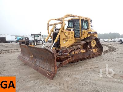 2005 CATERPILLAR D6R LGP Series II Crawler Tractor