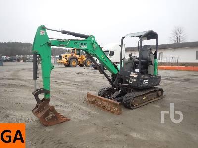2014 BOBCAT E32M Mini Excavator (1 - 4.9 Tons)