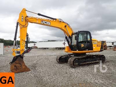 2016 JCB JS160LCT4F Hydraulic Excavator