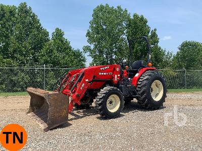 2020 BRANSON 4520R 4WD Utility Tractor