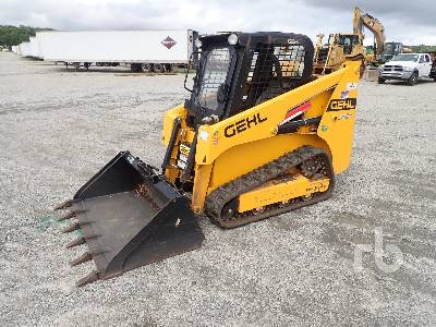2020 GEHL RT105 Compact Track Loader