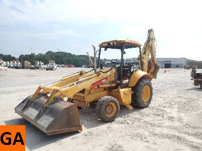 2005 NEW HOLLAND LB75B 4x4 Loader Backhoe Parts/Stationary Construction-Other