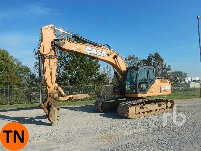2014 CASE CX210C Hydraulic Excavator