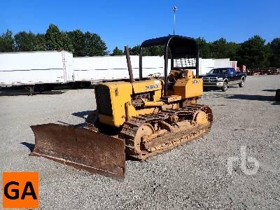 JOHN DEERE 450C Crawler Tractor