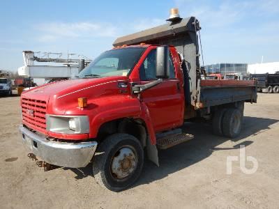 2006 GMC C4500 Dump Truck (S/A)