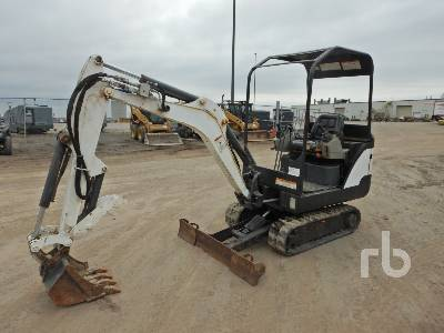 2014 BOBCAT 324M Mini Excavator (1 - 4.9 Tons)