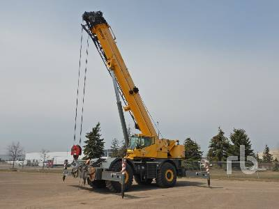 2006 GROVE RT890E 90 Ton 4x4x4 Rough Terrain Crane