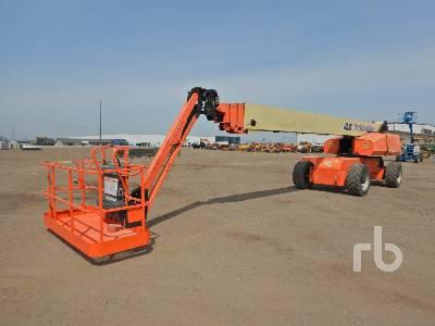 2012 JLG 1350SJP 4x4 Boom Lift