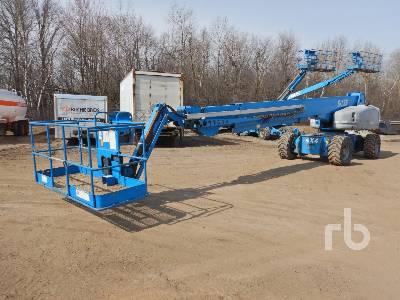 2011 GENIE S125 4x4 Boom Lift