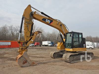 2017 CATERPILLAR 325FL CR Hydraulic Excavator