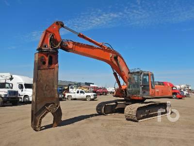 2005 HITACHI ZX330LC Demolition Excavator
