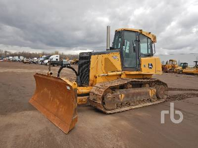 2010 JOHN DEERE 750J LT Crawler Tractor