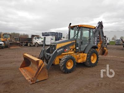 2011 JOHN DEERE 310SJ 4x4 Loader Backhoe