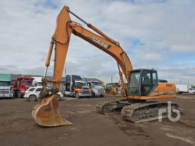 2008 CASE CX240B Hydraulic Excavator