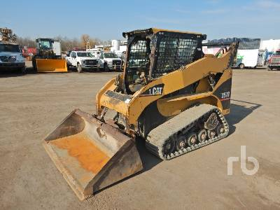 2005 CATERPILLAR 257B Multi Terrain Loader