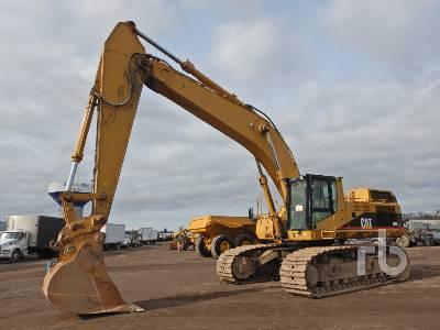2005 CATERPILLAR 365BL Series II Hydraulic Excavator