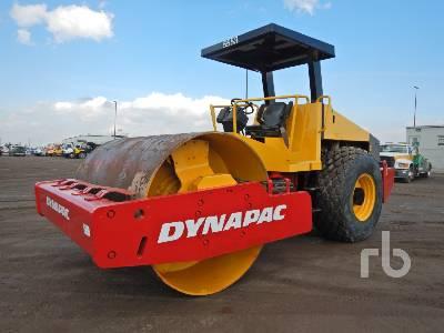 2007 DYNAPAC CA260D Vibratory Padfoot Compactor