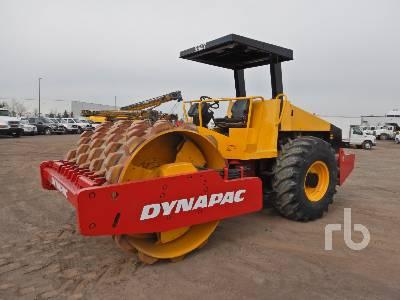 2008 DYNAPAC CA260D Vibratory Padfoot Compactor