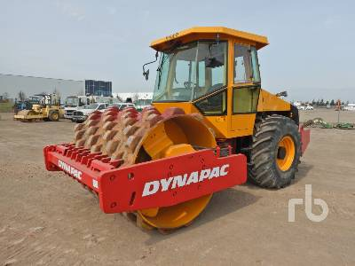 2007 DYNAPAC CA260PD Vibratory Padfoot Compactor