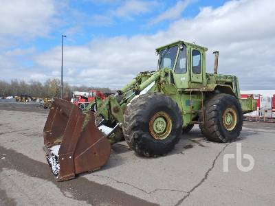 TEREX 7251B Wheel Loader