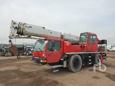 1998 LIEBHERR LTM1030-2 35 Ton 4x4x4 All Terrain Crane