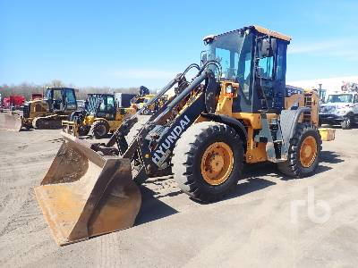 2011 HYUNDAI HL730TM-9 Integrated Tool Carrier