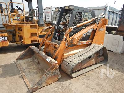 2009 CASE 450CT Compact Track Loader