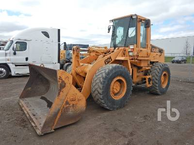 1991 CASE 621F Wheel Loader
