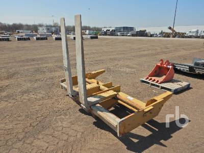 CATERPILLAR Q/C 60 In. Wheel Loader Forks