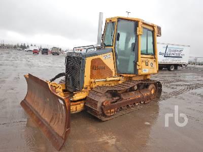 2004 JOHN DEERE 450H LT Crawler Tractor