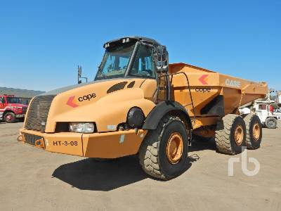 2008 CASE 330B 6x6 Articulated Dump Truck