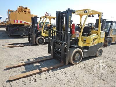2009 HYSTER S155FT 13900 Lb Forklift