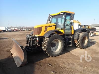 2007 JCB HMV 3230 Fastrac 4WD Tractor