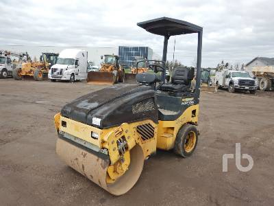 2008 BOMAG BW120AC-4 4 Wheel Combination Roller