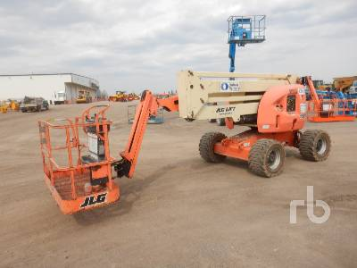 2006 JLG 450AJ 4x4 Articulated Boom Lift