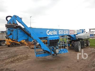 2016 GENIE SX150 4x4 Boom Lift