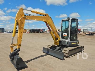 2007 KOBELCO SK50SR-3 Mini Excavator (1 - 4.9 Tons)