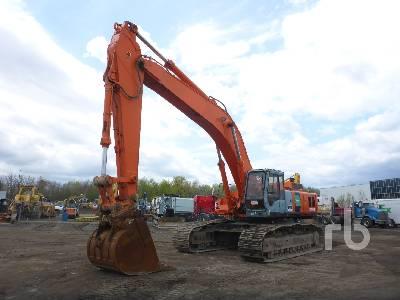 1995 HITACHI EX550LCE VG Hydraulic Excavator