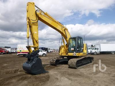 2009 KOBELCO SK215SR LC Hydraulic Excavator