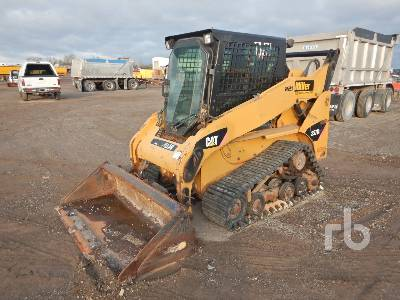 2008 CATERPILLAR 257B2 Multi Terrain Loader
