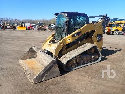 2013 CAT 289C Compact Track Loader